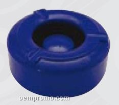 """Windproof Ashtray W/Removable Lid - 4"""" Diameter"""