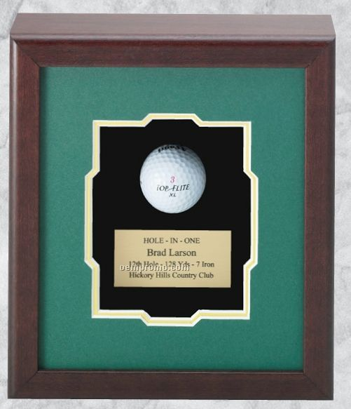 Professional Gallery Frame Golf Awards