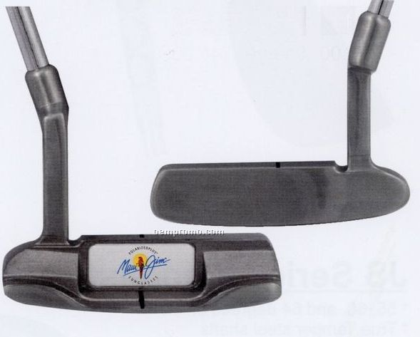 W. W. Winkie Golf Putter W/ Single Sight Line