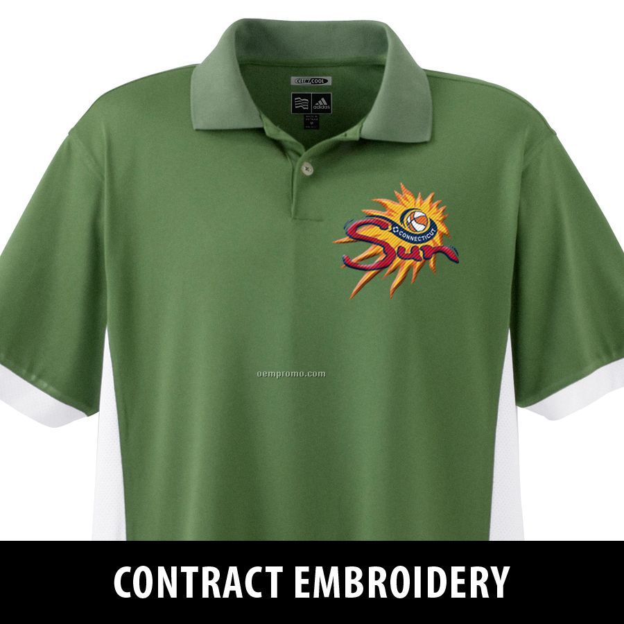 Contract Embroidery Services - Up To 12,000 Stitches