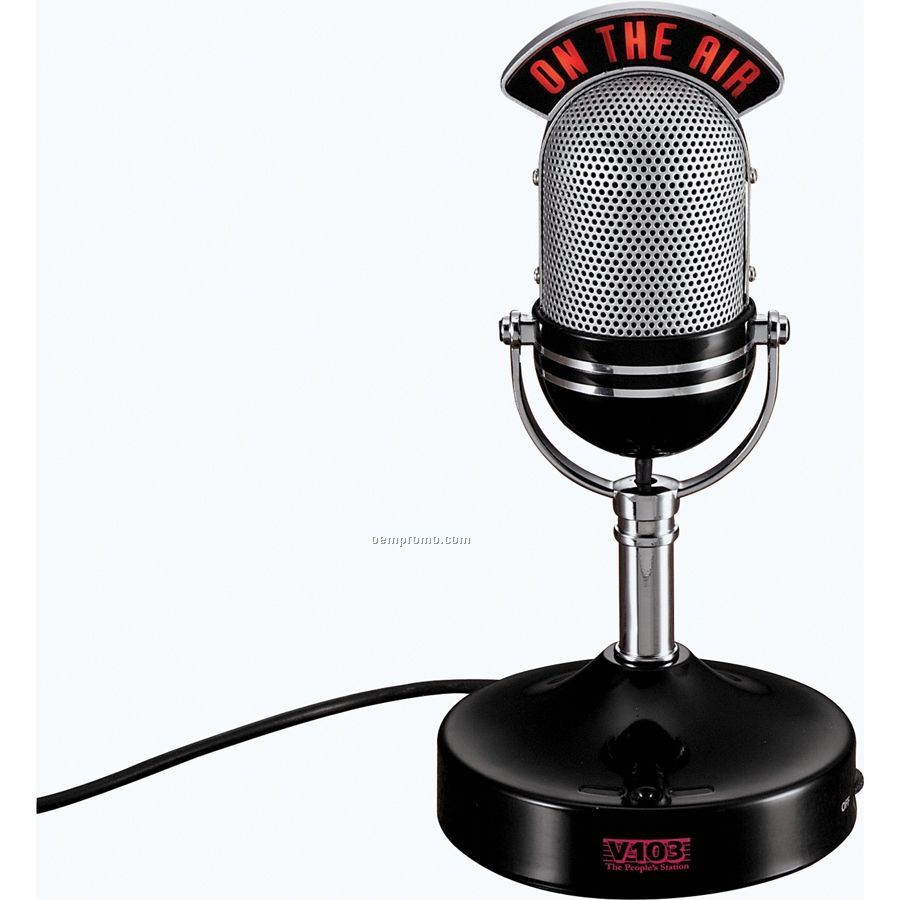 speakers with microphone. on-the-air desktop speaker and microphone speakers with 5