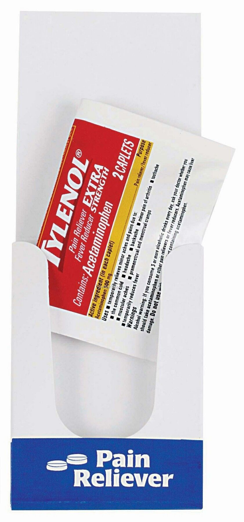 Pillowline Tylenol Pocket Pack