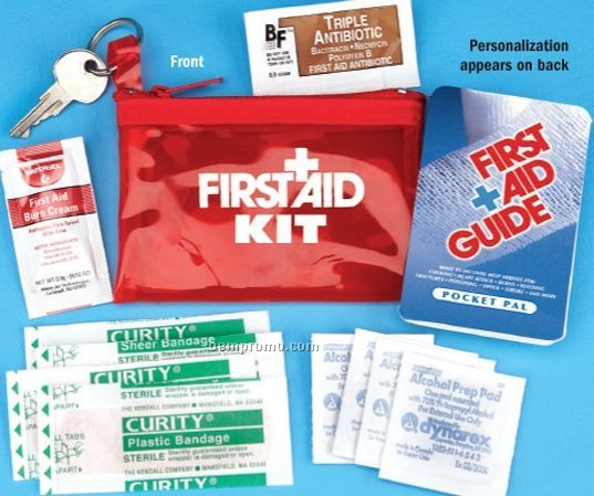 Travel First Aid Kit (Without Personalization)