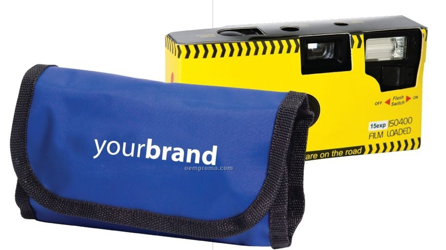 Auto Accident Camera Kit