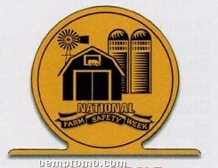 Circle Farmer's Almanac Pad Value Stick Calendar (By 05/01/11)