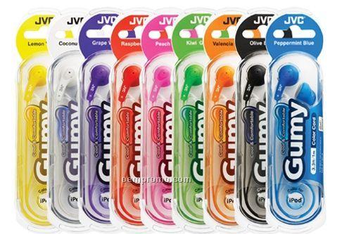 Jvc Gummy Earphones