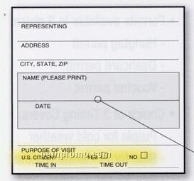 Templog Sign In System W/ Address & Citizen