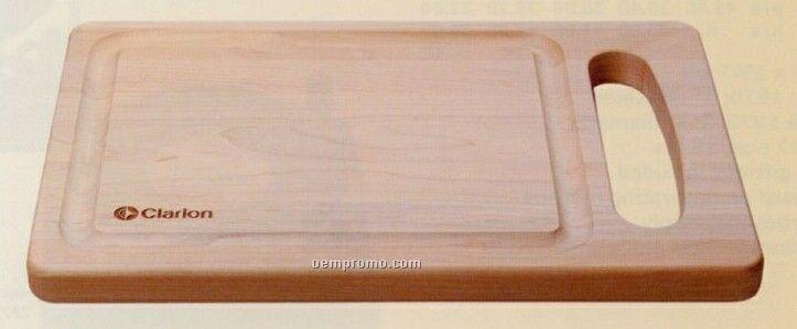 Deluxe Wood Cutting Board (12