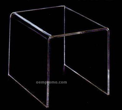 Square Acrylic Countertop Riser (7