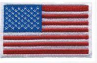 America Flag Patch