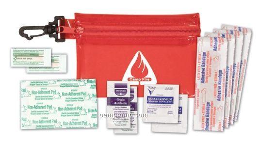 Clip 'n Go First Aid Kit - Full Color Digital