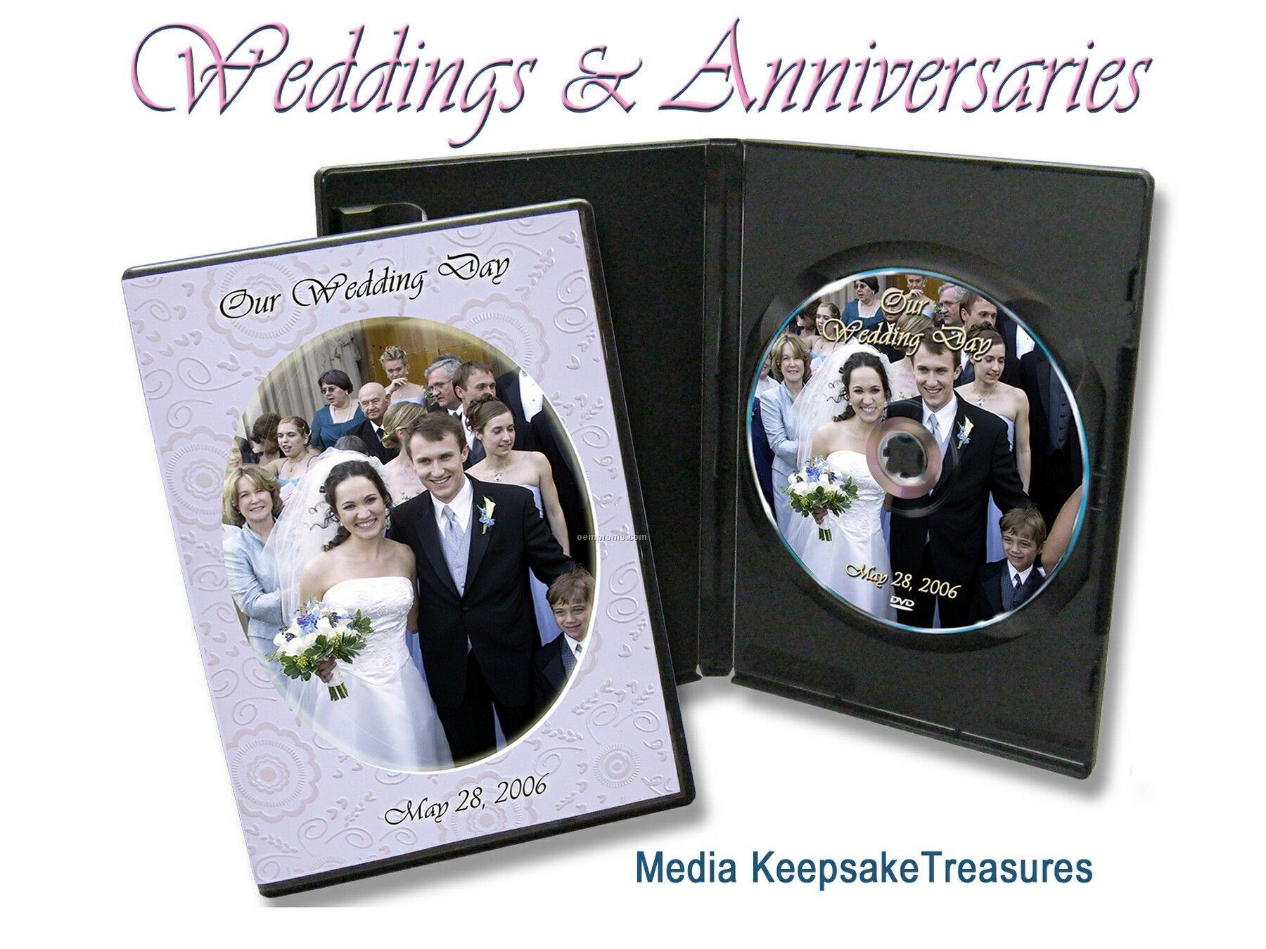 Media Keepsake Media Keepsake DVD Package