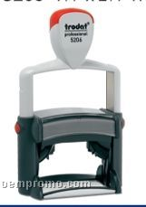 "Trodat Heavy Duty Professional Self Inking Stamp (2 1/4""X1 1/4"")"