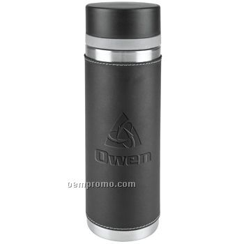 Callaway 25 Oz. Cylindrical Stainless Thermal Bottle