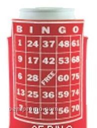 Crazy Frio Beverage Holder - Bingo