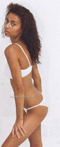 Women's Baby Rib Brazilian Bikini Panty