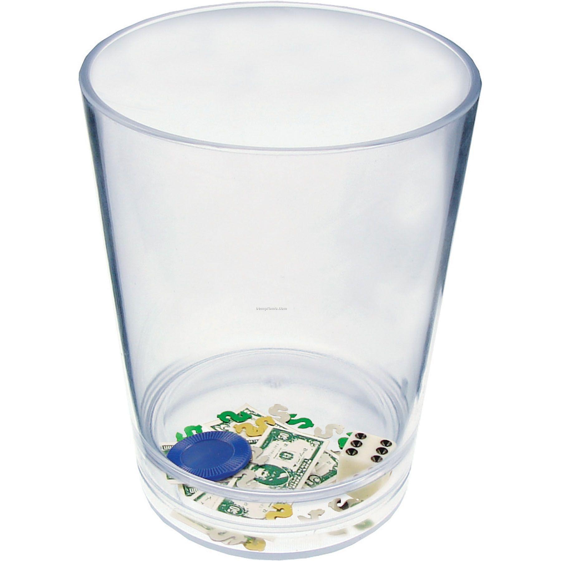 12 Oz. Casino Compartment Cup