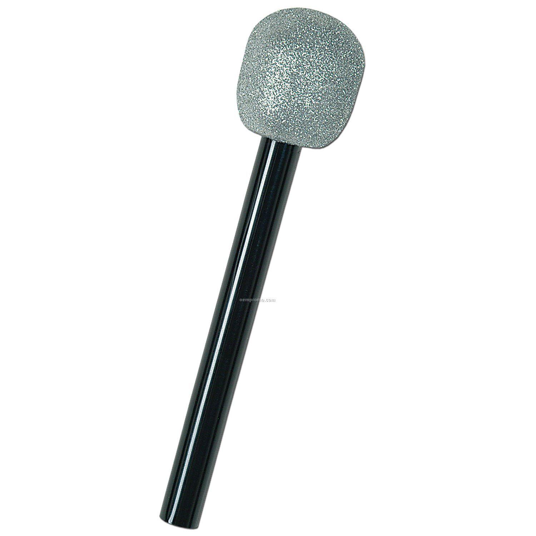 Glittered Microphone