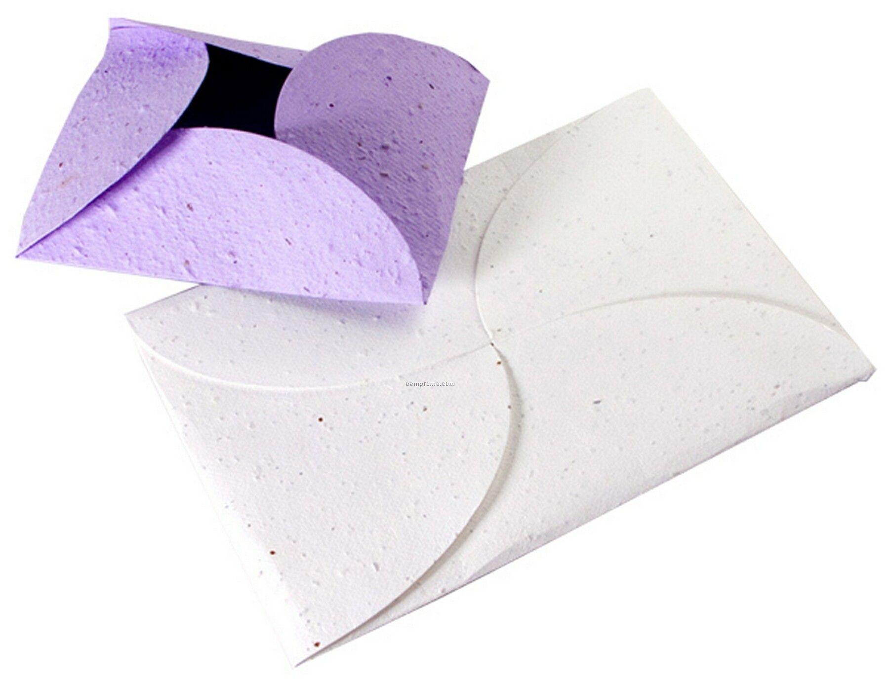 Large Seed Paper Presentation Envelope
