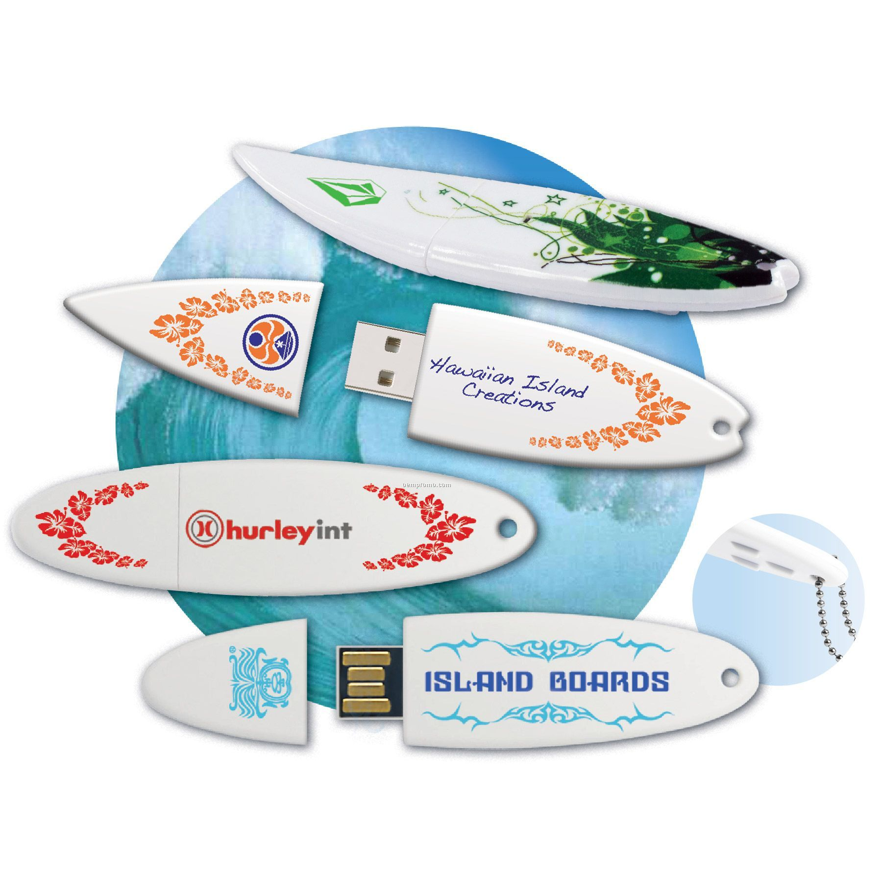USB 2.o Surfboard Drives Sr