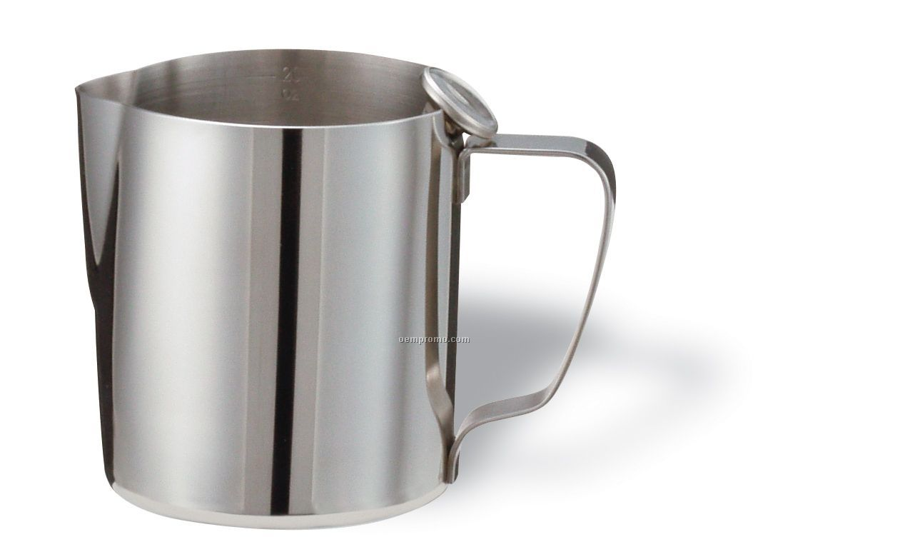 20 Oz. Stainless Steel Frothing Pitcher