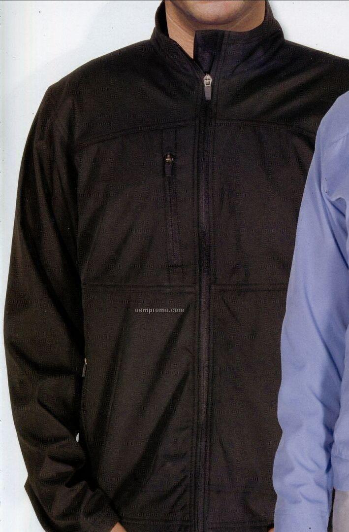 Manchester Bonded Microfiber City Jacket (Blank - 2xs-xl)