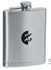7 Oz. Stainless Steel Hip Flask