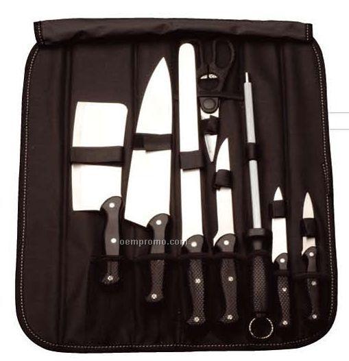 9 Piece Pro Knife Set