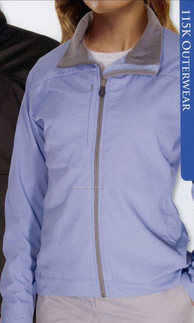 Ladies' Manchester Bonded Microfiber City Jacket (Blank - Xs-xl)