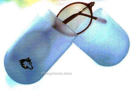 Pop-open Style Cool Transparent Eyewear Case