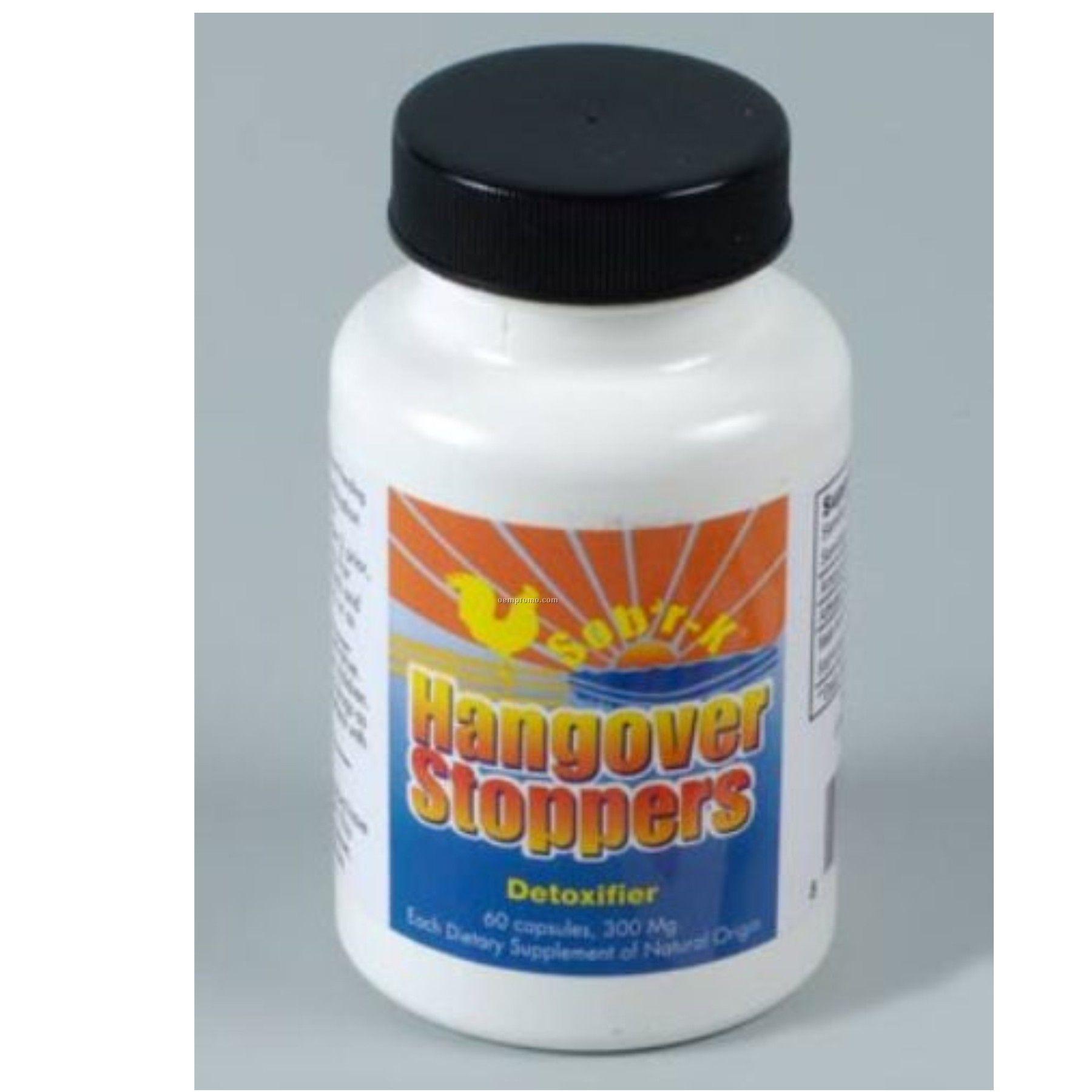 Sob'r-k Hangover Stoppers- 60 Pill Plastic Bottle