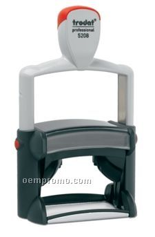 "Trodat Heavy Duty Professional Self Inking Stamp (2 3/4""X2"")"