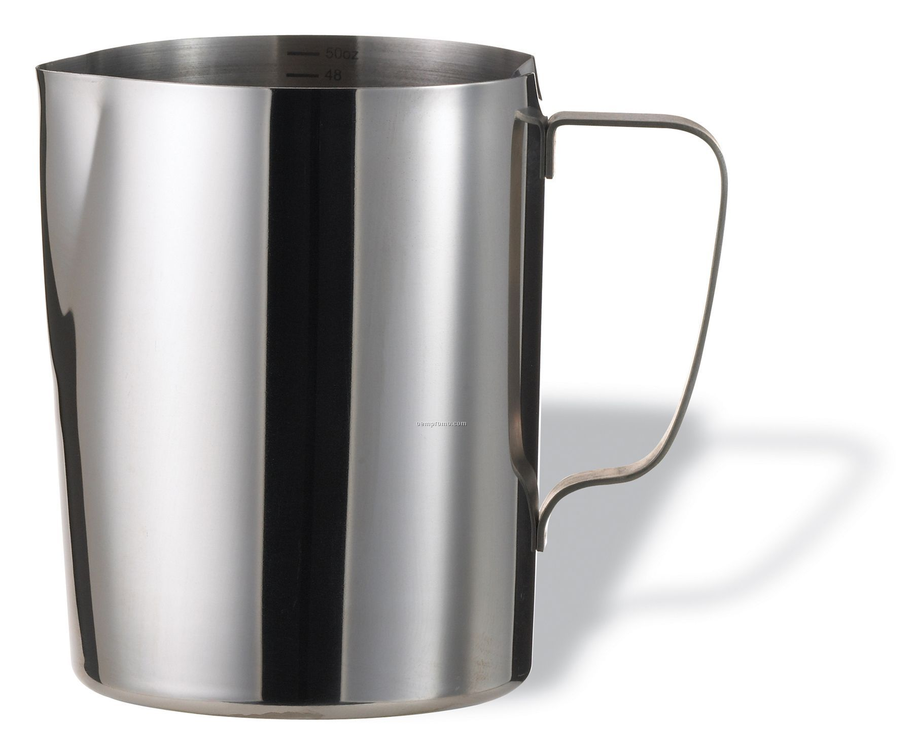 50 Oz. Stainless Steel Frothing Pitcher