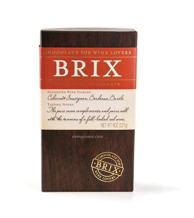 Brix Extra Dark Chocolate For Deep Red Wine