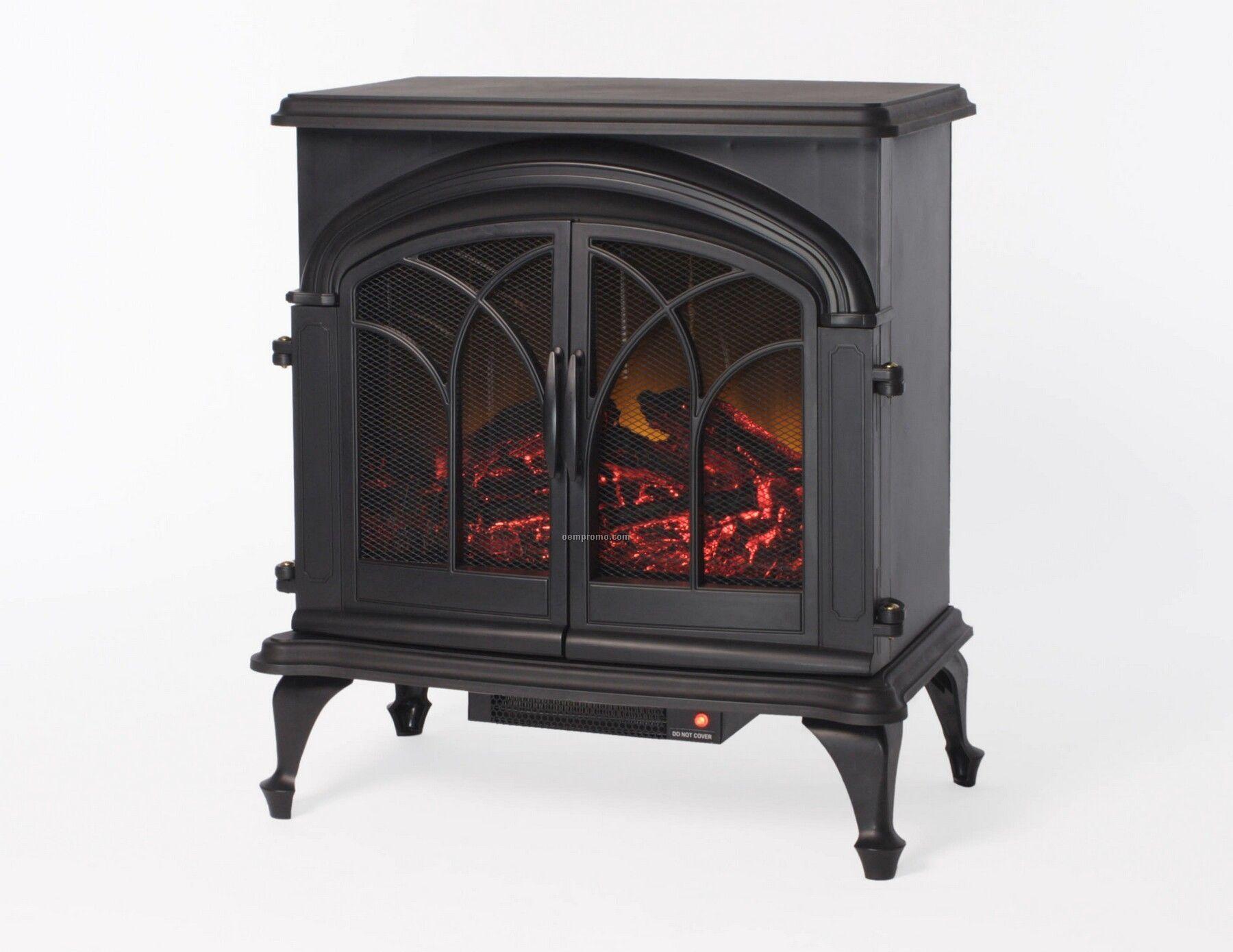 Fire Sense Fox Hill Electric Fireplace StoveChina