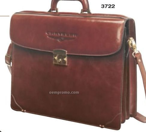 The Wall Street Bellino Briefcase