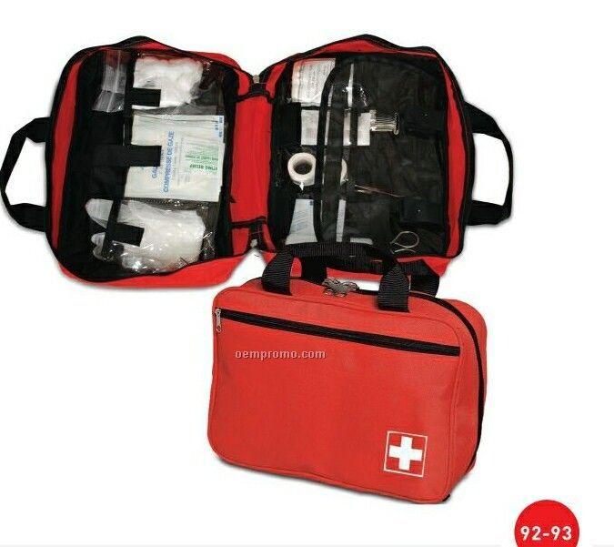 Medical Bag W/ First Aid Accessory