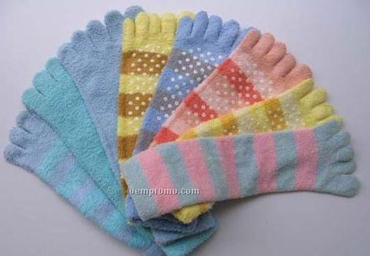 Five Toe Girl Sock