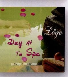 Day At The Spa Music CD