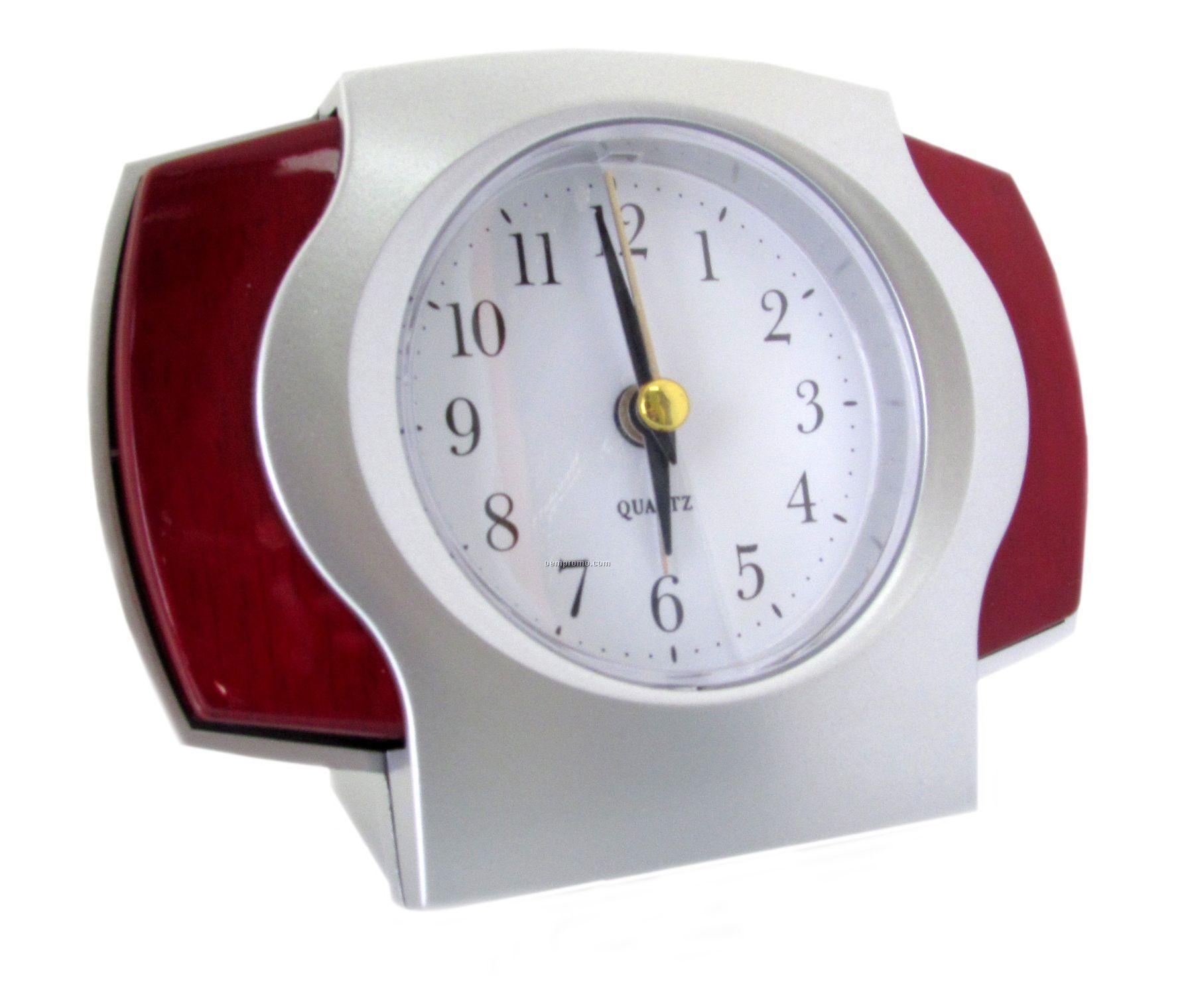 Executive Desktop Analog Clock