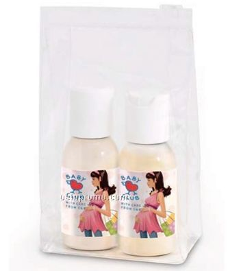 Keeping It Clean Bodywash & Lotion Kit