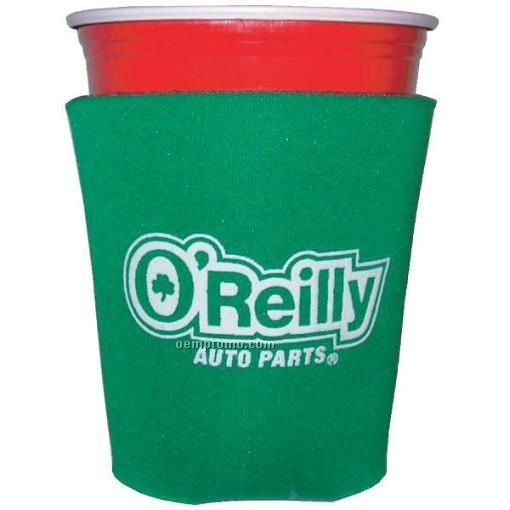 Premium Collapsible Foam Solo Style Cup Insulators