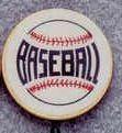 """Round Deal 1"""" Insert Baseball/General - Medallions Stock Kromafusion"""