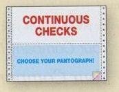 Custom Continuous Checks