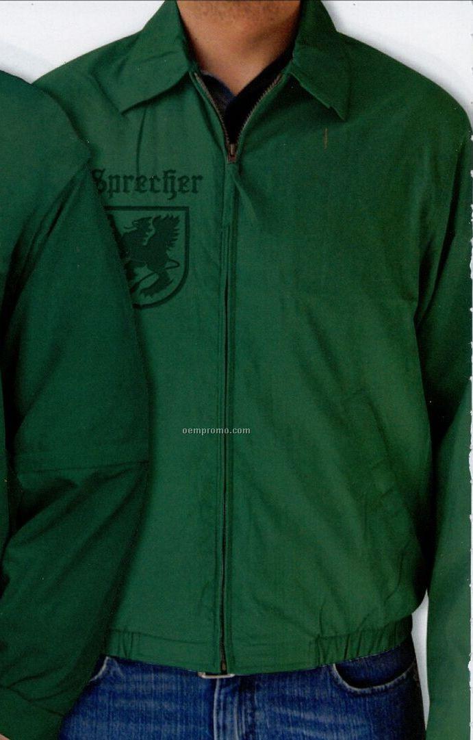 Men's Arrowhead Microfiber Golf Jacket With Taffetta Lining (Laser - Xs-xl)