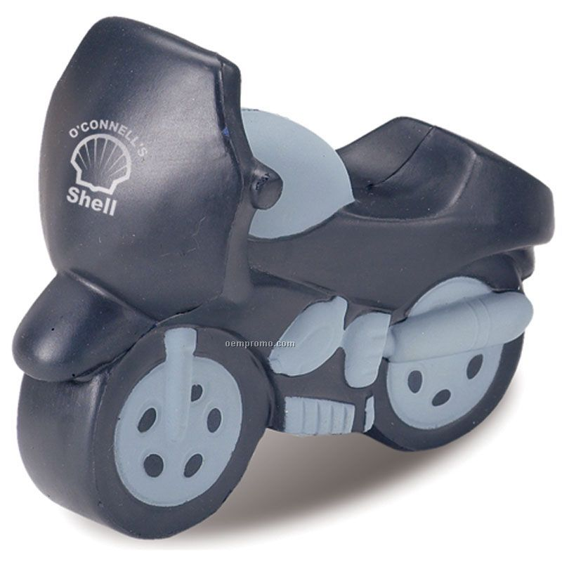 Motorcycle Squeeze Toy