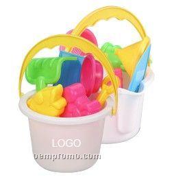 Beach Bucket/Sand Toys