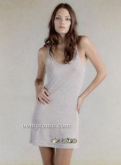 Women's Organic/Recycled Blend Poolside Tank Dress (Sm-xl) Colors