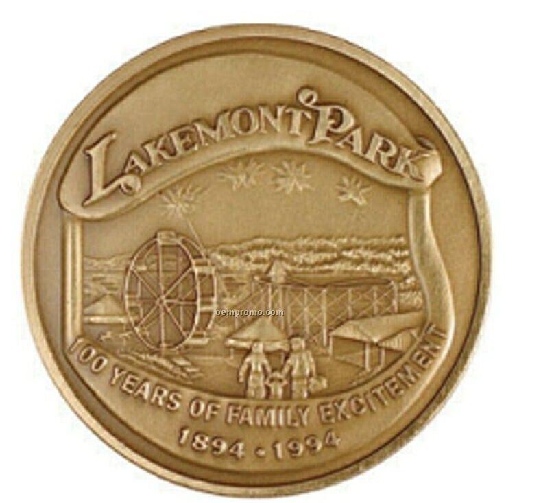 "1-1/2"" Top Notch Coins"