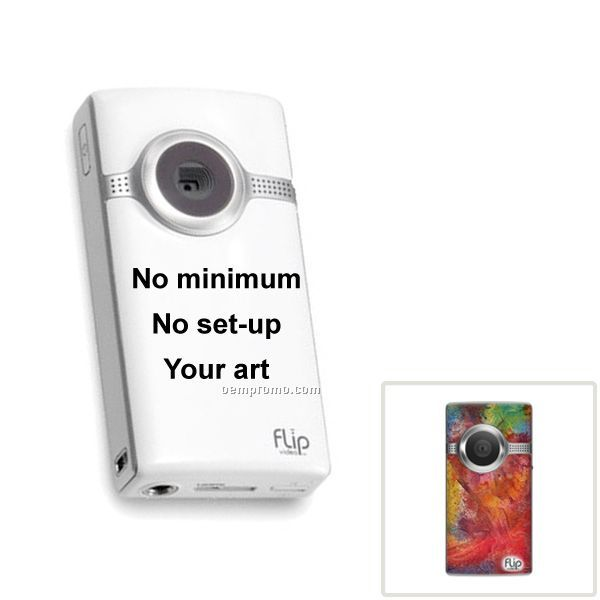 Customizable Flip Ultrahd Camcorder 4gb